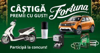 Câștigă o mașină Dacia Duster Prestige