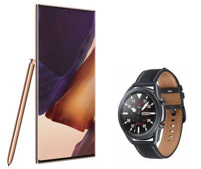Câștigă 3 smartphone-uri Samsung Galaxy Note 20 Ultra 5G