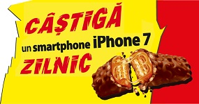 Câștigă 60 de smartphone-uri iPhone 7