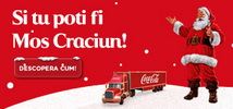 Castiga 20 de brazi naturali si 15.000 de mini-camioane de jucarie Coca-Cola
