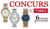 Castiga 6 ceasuri Timex