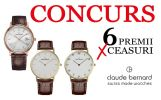 Castiga 6 ceasuri Claude Bernard