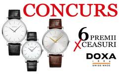 Castiga 6 ceasuri Doxa