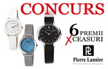 Castiga 6 ceasuri Pierre Lannier