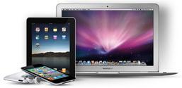 Castiga un pachet cu 3 premii Apple: un iPod Touch, un iPad 2 si un laptop Macbook Air