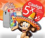 Castiga 5 smartphone-uri Samsung Galaxy S5
