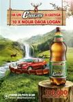 Castiga 10 masini Dacia Logan 2, Laureate
