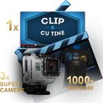 Castiga 3 camere video GoPro Hero 3 Black Edition