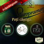 "Concurs ""Clipe de Legenda"": castiga un aparat foto Canon EOS 100D, 3 biciclete si 9 baxuri de bere Staropramen"