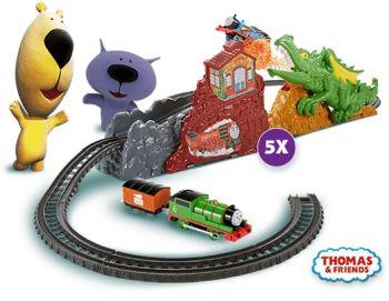 Câștigă 5 seturi Thomas & Friends