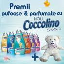 Castiga 4 game complete Coccolino Creations sau 12 produse Coccolino Water Lily & Pink Grapefruit