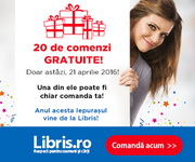 100% reducere la carti pe LIBRIS