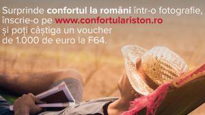 Câștigă un voucher F64 în valoare de 1.000 euro