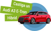 Castiga o masina Audi A3 E-Tron Hybrid, 10 televizoare LED Samsung si 10 biciclete Raleigh Cameo Green