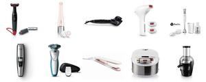 Castiga 10 aparate de gatit Philips Multicooker, 7 storcatoare Philips Viva,  6 mixere de mana Philips Avance si alte 10 premii Philips
