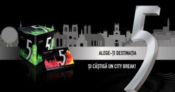 Câștigă 4 city break-uri de 2 persoane la Londra, Paris, Berlin sau Barcelona