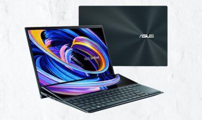 Câștigă un laptop ASUS ZenBook Duo 14 UX482