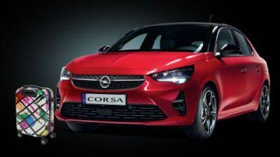 Câștigă o mașină Opel Corsa