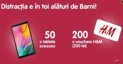 Câștigă 50 de tablete Samsung Galaxy Tab A10.1