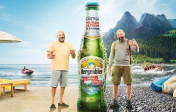 Câștigă 126 x 1.000 euro sau 4.000.000 doze bere Bergenbier