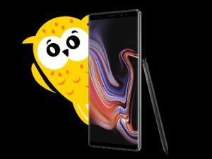 Câștigă un smartphone Samsung Galaxy Note9