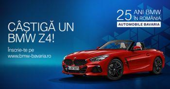 Câștigă un BMW Z4 sDrive20i