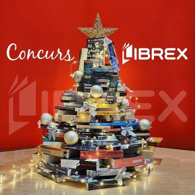 Câștigă cele 100 de cărți din bradul Librex