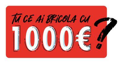 Câștigă 1.000 de euro în fiecare săptămână