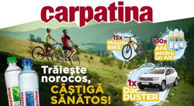 Câștigă o mașină Dacia Duster