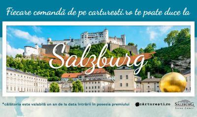 Câștigă un sejur pentru 2 persoane la Salzburg