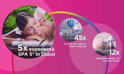 Câștigă 5 vacanțe all-inclusive de 5 stele în Dubai
