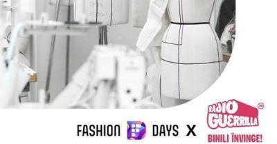 Câștigă 10.000 de euro pentru prima ta colecție vestimentară