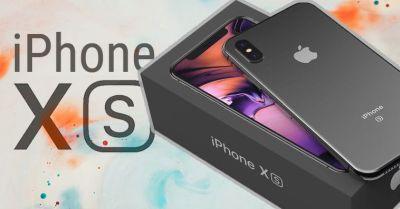 Câștigă 3 telefoane iPhone XS