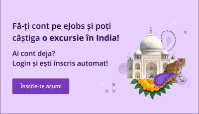 Câștigă o vacanță exotică în India