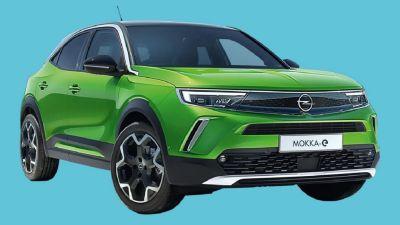 Câștigă o mașină electrică Opel Mokka-e