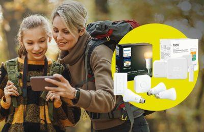 Câștigă 4 termostate inteligente fără fir Tado V3+