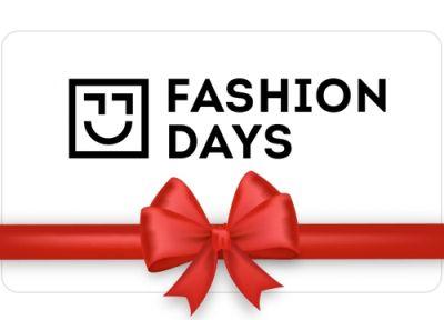 Câștigă un voucher Fashion Days de 500 lei