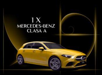 Câștigă o mașină Mercedes Benz A160