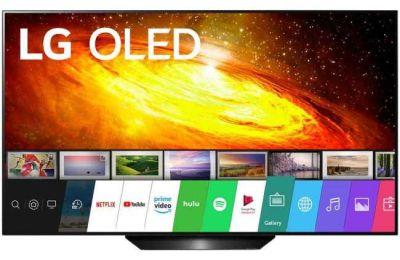 Câștigă un televizor Smart LG OLED Ultra HD 4K