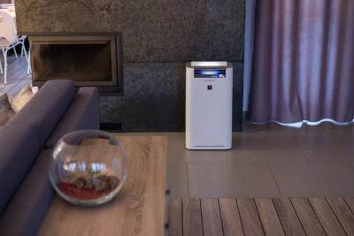 Câștigă un purificator de aer cu umidificare Sharp