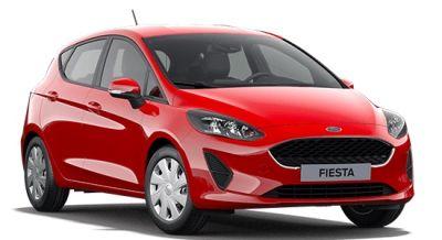 Câștigă o mașină Ford Fiesta