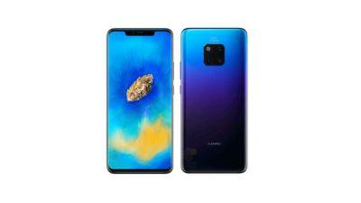 Câștigă un smartphone Huawei Mate 20 Pro