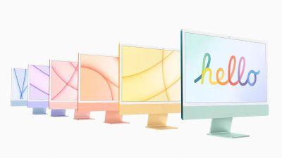 Câștigă un sistem desktop iMac 24-inch (2021) cu procesor Apple M1