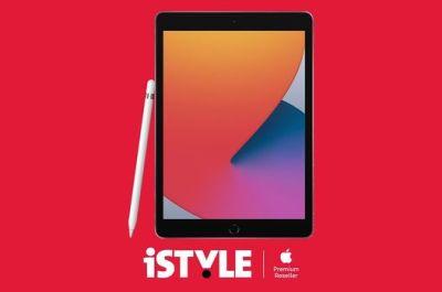 Câștigă un iPad 8 împreună un Apple Pencil