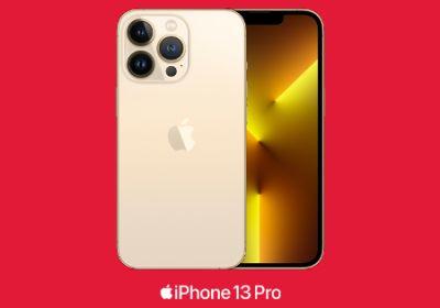 Câștigă un telefon mobil Apple iPhone 13 Pro 128 GB