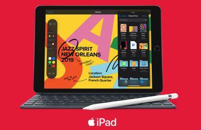 Câștigă un iPad 7, 32 GB, Wi-Fi
