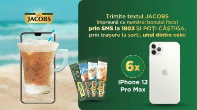 Câștigă 6 iPhone 12 Pro Max 128GB
