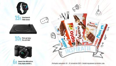 Câștigă 6 aparate foto Mirrorless Sony Alpha A6000 L