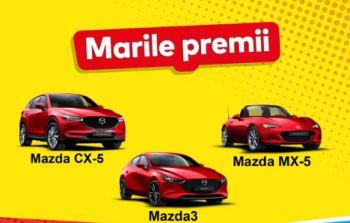 Concurs Lay's: câștigă 3 mașini Mazda și 77 iPhone XS