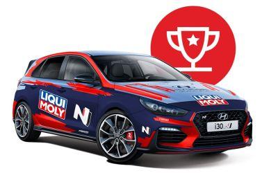 Câștigă o mașină Hyundai i30 N
